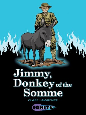 cover image of Jimmy, Donkey of the Somme