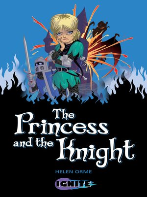 cover image of The Princess and the Knight