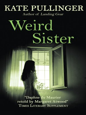 cover image of Weird Sister