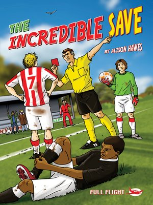 cover image of The Incredible Save