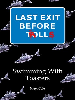 cover image of Swimming with Toasters