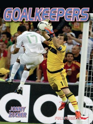 cover image of Goalkeepers