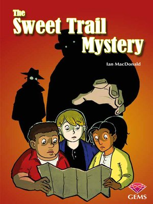 cover image of Sweet Trail Mystery