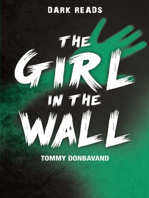 cover image of The Girl in the Wall