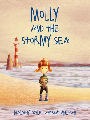 cover image of Molly and the Stormy Sea