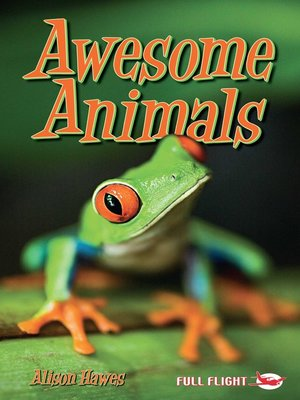 cover image of Awesome Animals