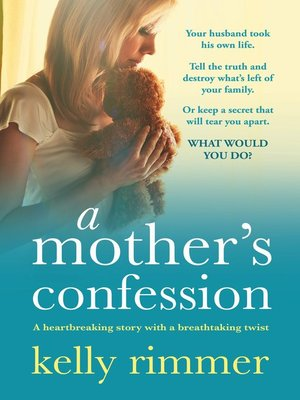 cover image of A Mother's Confession