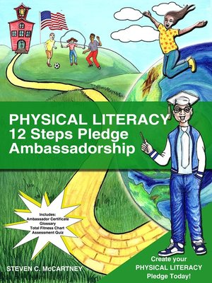 cover image of Physical Literacy 12 Step Pledge Ambassador