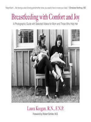 cover image of Breastfeeding with Comfort and Joy
