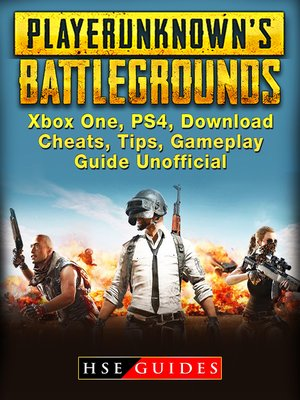 cover image of Player Unknowns Battlegrounds Xbox One, PS4, Download, Cheats, Tips, Gameplay, Guide Unofficial