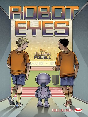 cover image of Robot Eyes