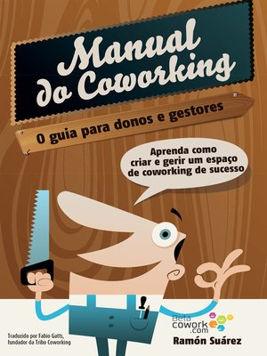 cover image of O manual do coworking