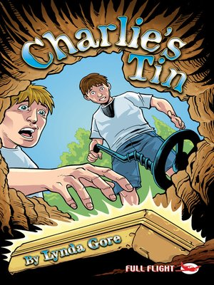 cover image of Charlie's Tin