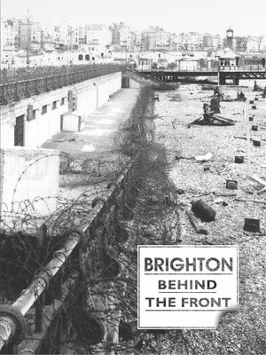 cover image of Brighton Behind the Front