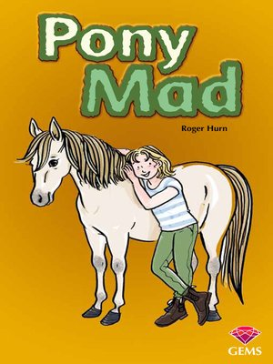 cover image of Pony Mad