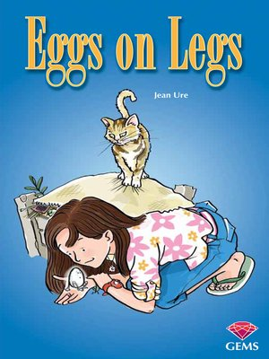 cover image of Eggs on Legs