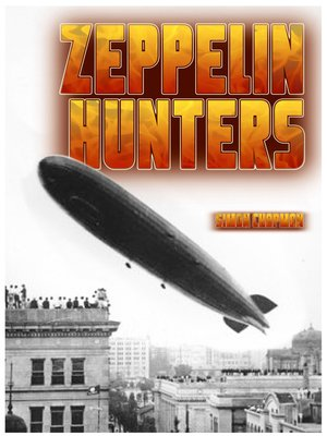 cover image of Zeppelin Hunters
