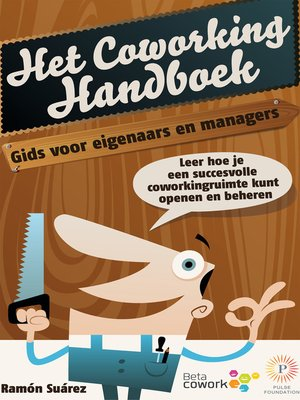 cover image of Het Coworking Handboek