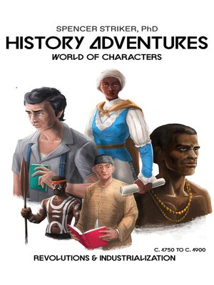 cover image of History Adventures, World of Characters