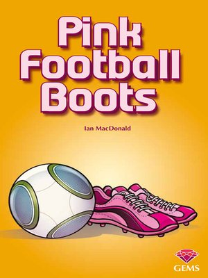 cover image of Pink Football Boots