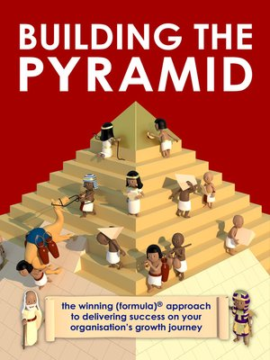 cover image of Building the Pyramid