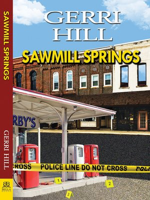 cover image of Sawmill Springs