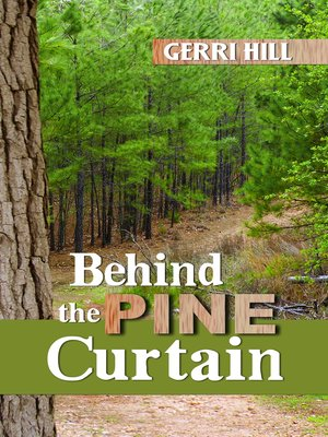 cover image of Behind the Pine Curtain