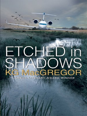 cover image of Etched in Shadows
