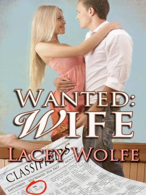 cover image of Wanted: Wife
