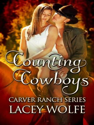 cover image of Counting Cowboys