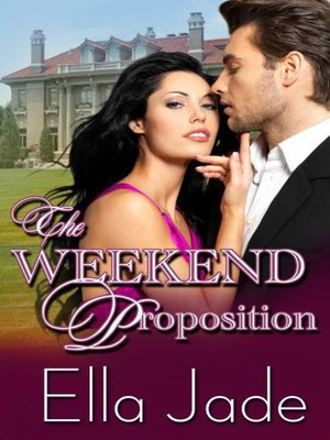 cover image of The Weekend Proposition