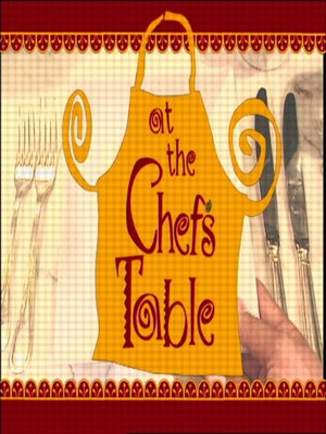 cover image of At the Chef's Table, Episode 1, Season 1