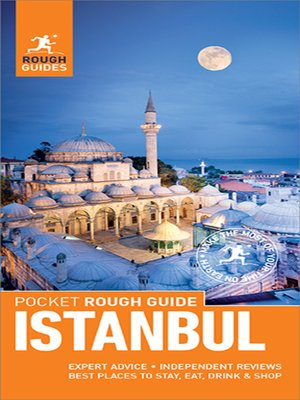cover image of Pocket Rough Guide Istanbul (Travel Guide eBook)
