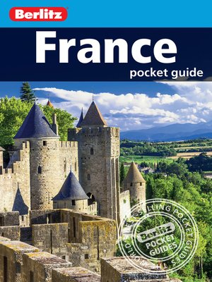 cover image of Berlitz: France Pocket Guide