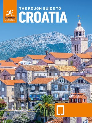 cover image of The Rough Guide to Croatia (Travel Guide eBook)