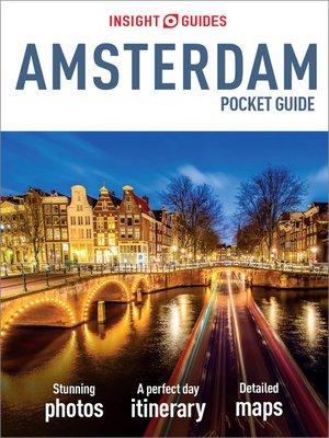 cover image of Insight Guides Pocket Amsterdam (Travel Guide eBook)