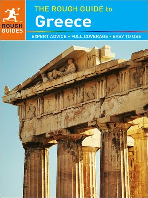 cover image of The Rough Guide to Greece