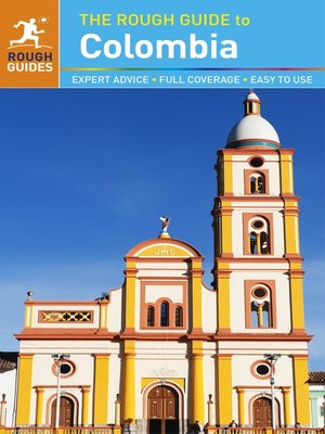 cover image of The Rough Guide to Colombia