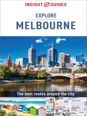 cover image of Insight Guides Explore Melbourne