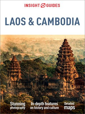 cover image of Insight Guides Laos & Cambodia