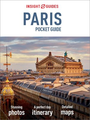 cover image of Insight Guides Pocket Paris (Travel Guide eBook)