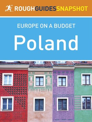 cover image of Poland (Rough Guides Snapshot Europe)