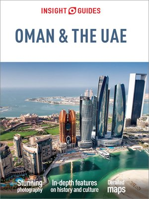 cover image of Insight Guides Oman & the UAE (Travel Guide eBook)