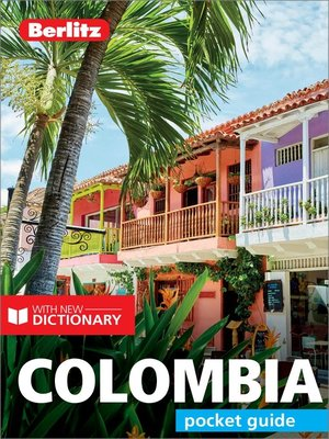 cover image of Berlitz Pocket Guide Colombia (Travel Guide eBook)