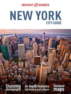 cover image of Insight Guides: New York City Guide