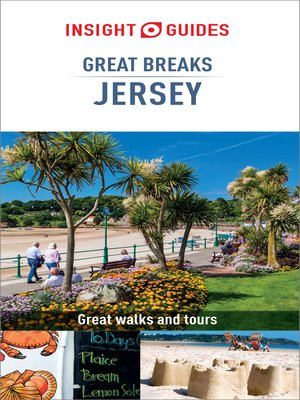 cover image of Insight Guides Great Breaks Jersey (Travel Guide eBook)