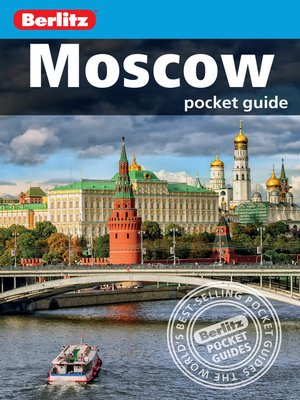 cover image of Berlitz: Moscow Pocket Guide