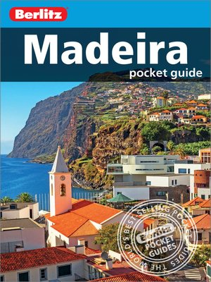 cover image of Berlitz Pocket Guide Madeira