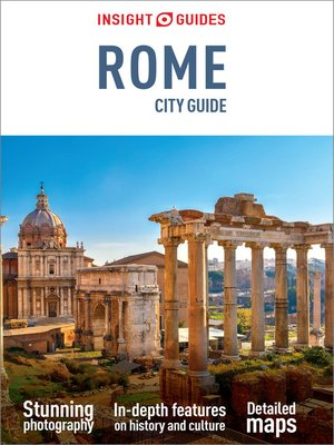 cover image of Insight Guides City Guide Rome