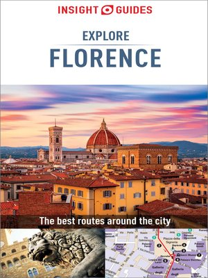 cover image of Insight Guides Explore Florence (Travel Guide eBook)